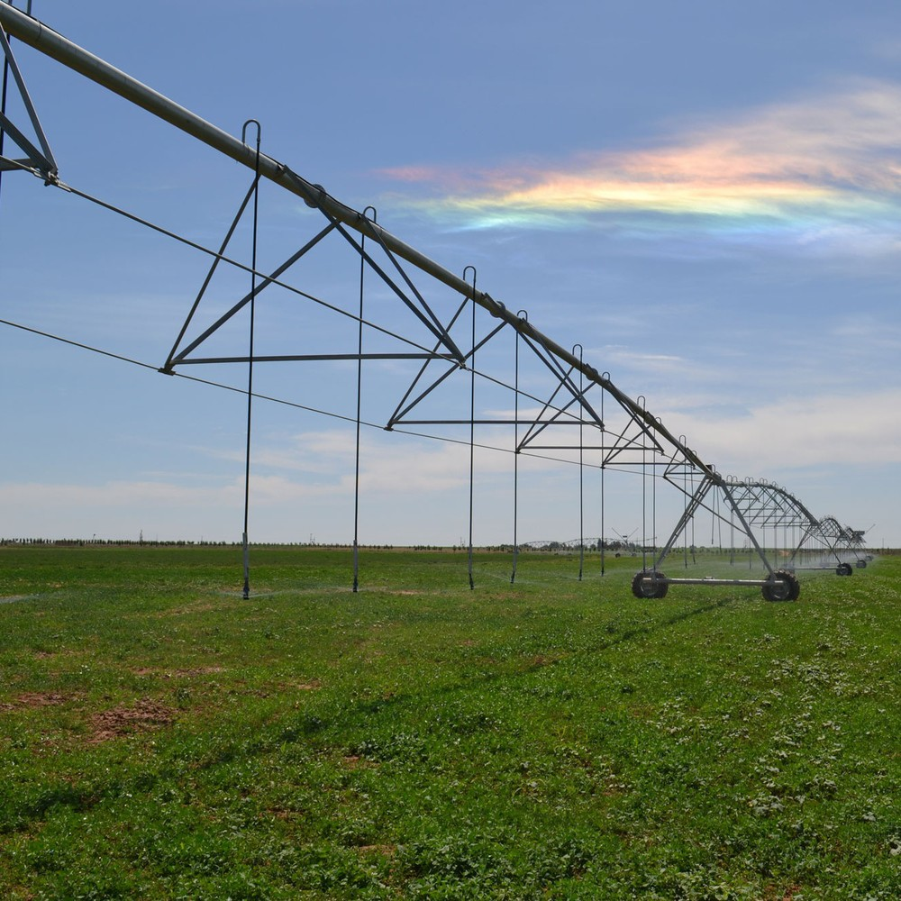 Central Pivot Irrigation System