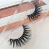 Wholesale top quality custom package private label wholesale mink eyelashes