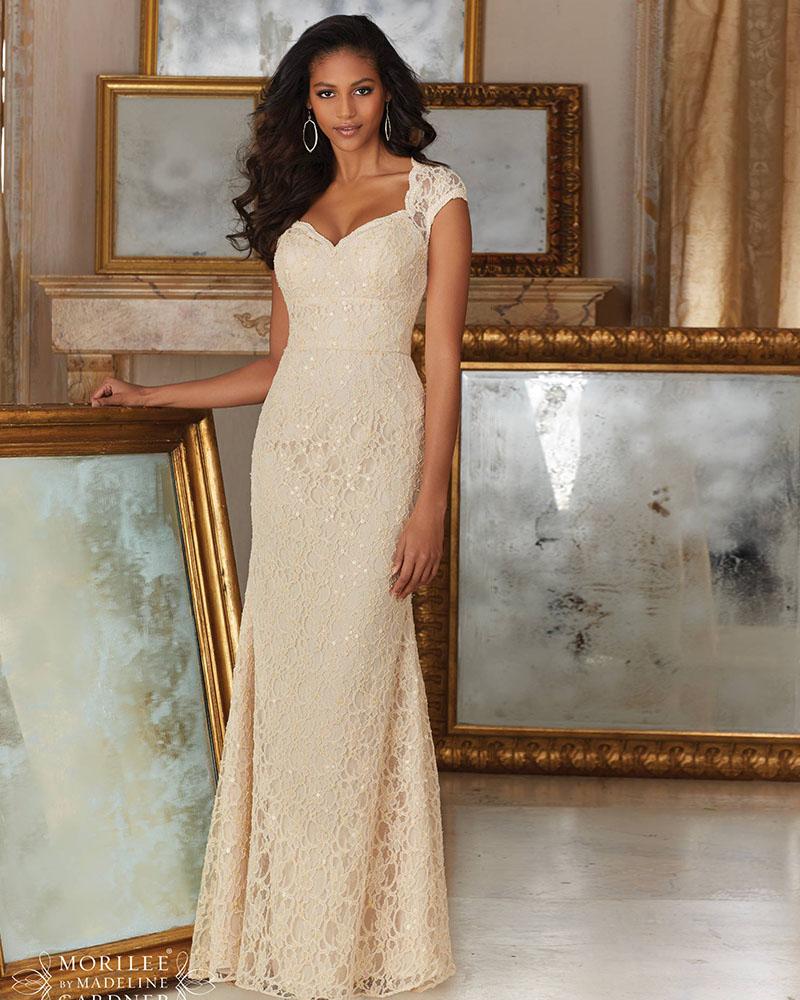6955e4cb2 Vestidos beige elegantes - Vestidos formales