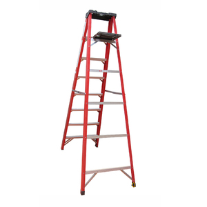 Factory supply A shape best selling widely used climbing ladder