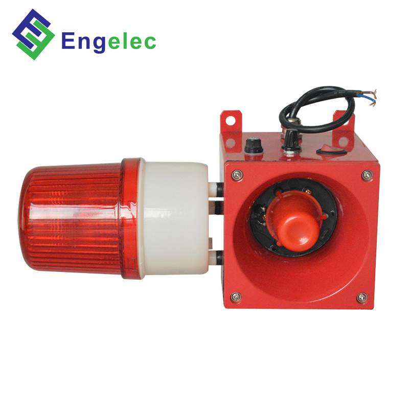 AC220/AC380/DC24V 106DB-120DB IP56 red/yellow/green color siren <strong>alarm</strong>