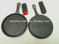cast iron mini skillet cooking pan