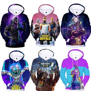 Fortnite hoodies men sweatshirt 3d Printed Fortnite Hoodies Long Sleeve Pullover Hoodie Men Fortnite Clothing