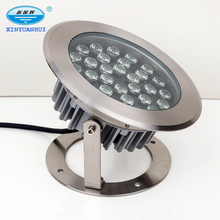 2016 new DMX controller led marine light underwater light for fountain