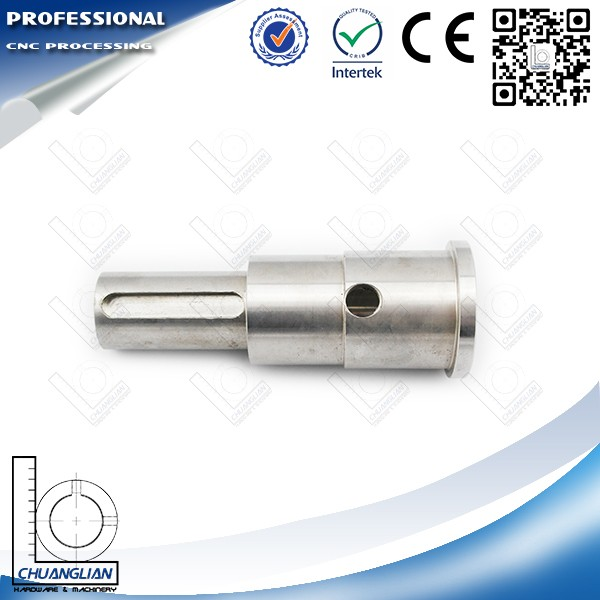 precision machined product