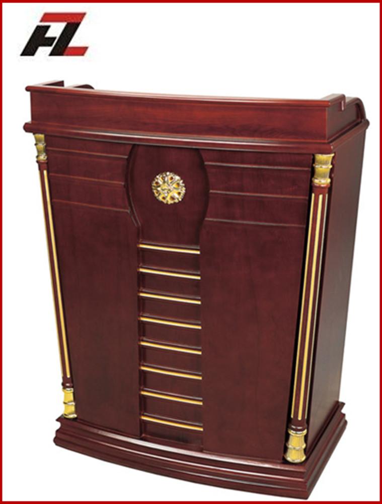 Podio atril de madera maciza moderno y atractivo para la venta otros muebles de madera - Muebles atril ...
