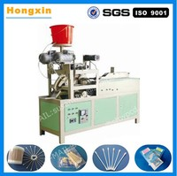 Home use cotton swab making machine