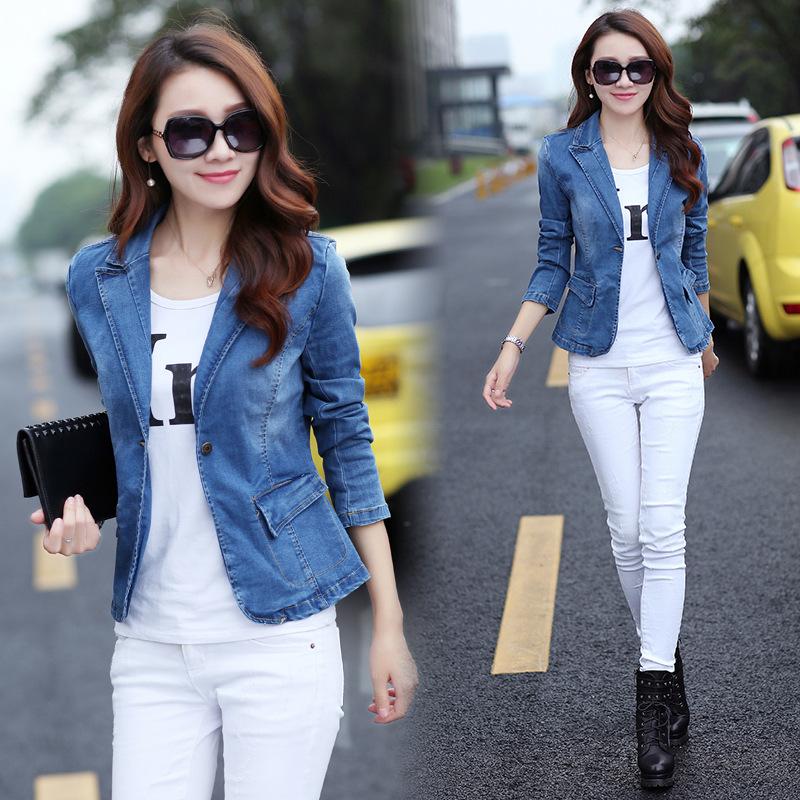 Compra button blazer for women xl online al por mayor de