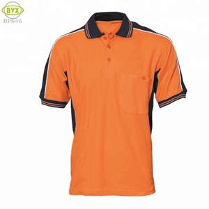 Custom China Factory 3 color polo shirts with collar Cool & comfortable fabric man polo t shirt