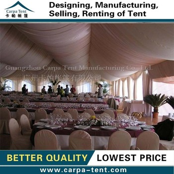 Different designs and sizes of outdoor wedding banquet tents wedding catering tents for sale in & Different Designs And Sizes Of Outdoor Wedding Banquet Tents ...