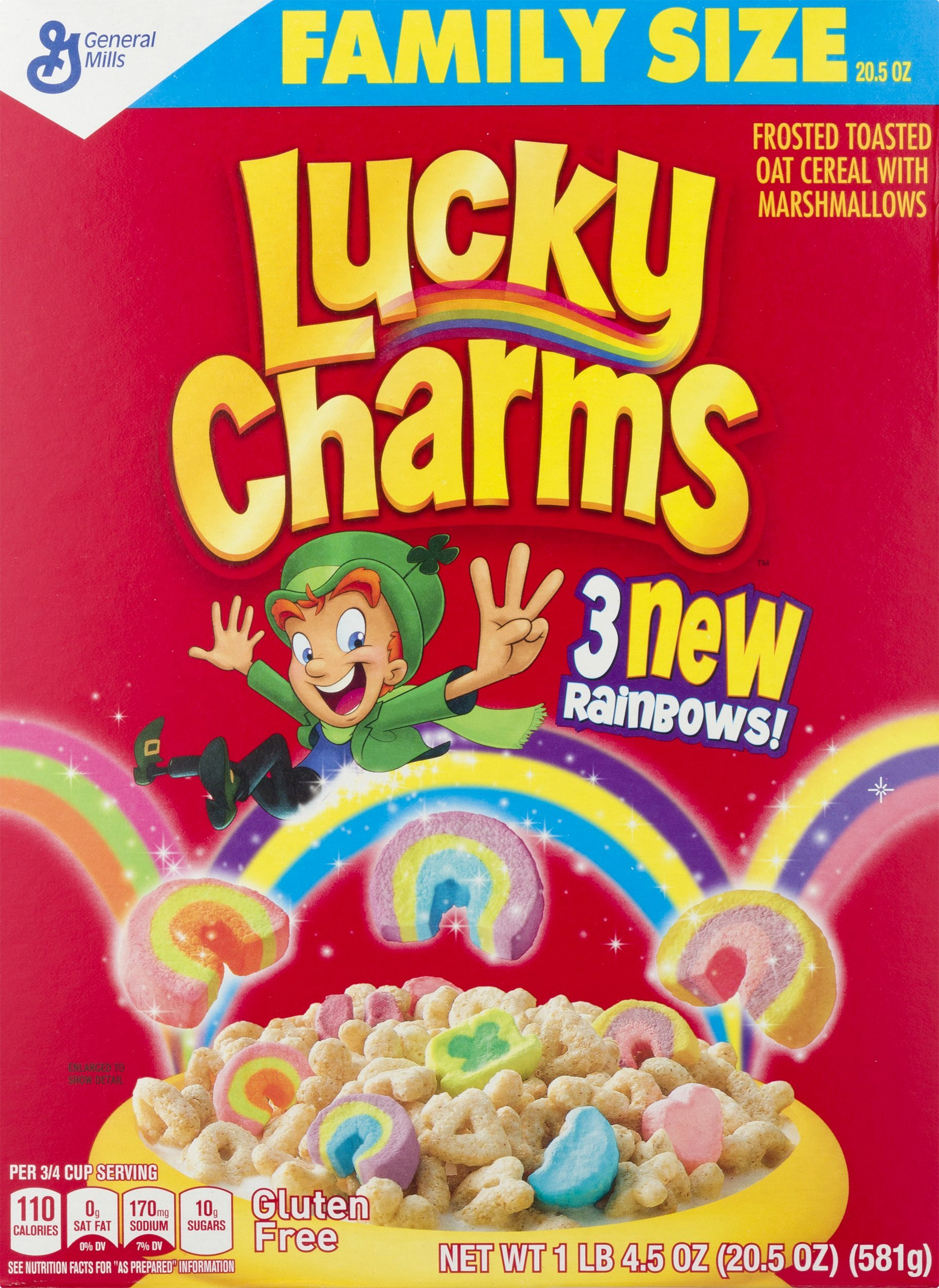 Free Lucky Charms