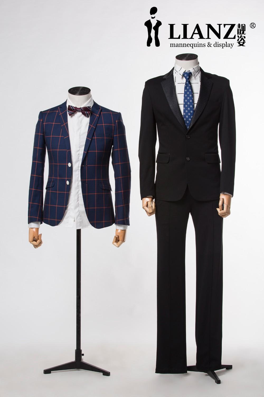 Upper-body Male Mannequin And Shoulder Mannequin - Buy ...