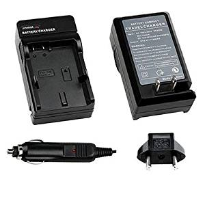 Antoble New Battery Charger for JVC Everio GZ-HM30BU GZ-HM50BU GZ-HM450BU GZ-MG750BU GZ-HD620BU GZ-HD500BU Camcorder