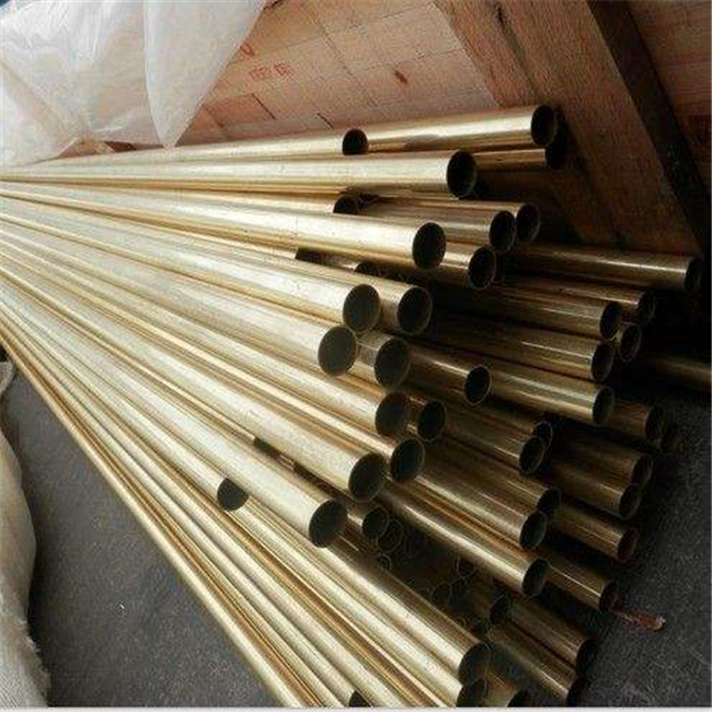 Customized h62 12 inch Brass pipe used in Coffee table leg
