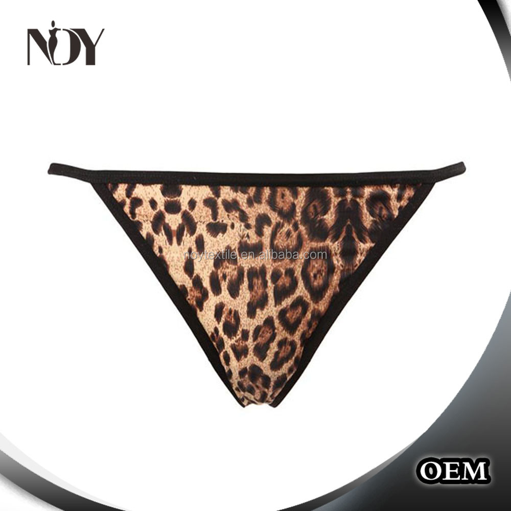 g-string new fashion mature lace leopard underwear sexy - buy