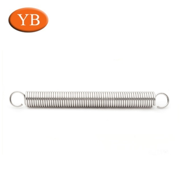 DongGuan Manufacturing Custom Spring Steel High Tension Spring With Double Hook