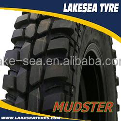 Lakesea Mt Tires Off Road 4x4 Tyres 275/55r20 Mudster In Mud ...