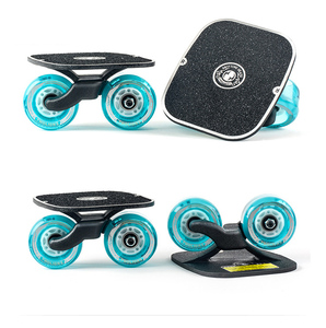 Well Design Cool Drift Plate Free Line Skates
