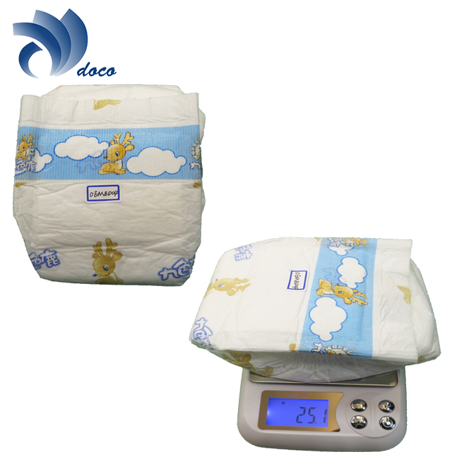 Disposable bebe boy diapers
