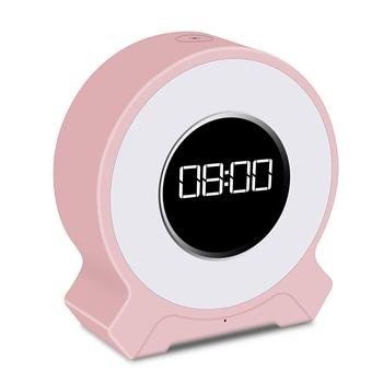 Groovy Smart Ihome Speaker Alarm Clock Wake Up Light Led Touch Sensor Colorful Lights Changing Speaker Light Buy Wake Up Light Alarm Clock Bluetoth Speaker Download Free Architecture Designs Rallybritishbridgeorg