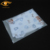No minimum order quantity frosted pvc ziplock bags for baby clothes packaging