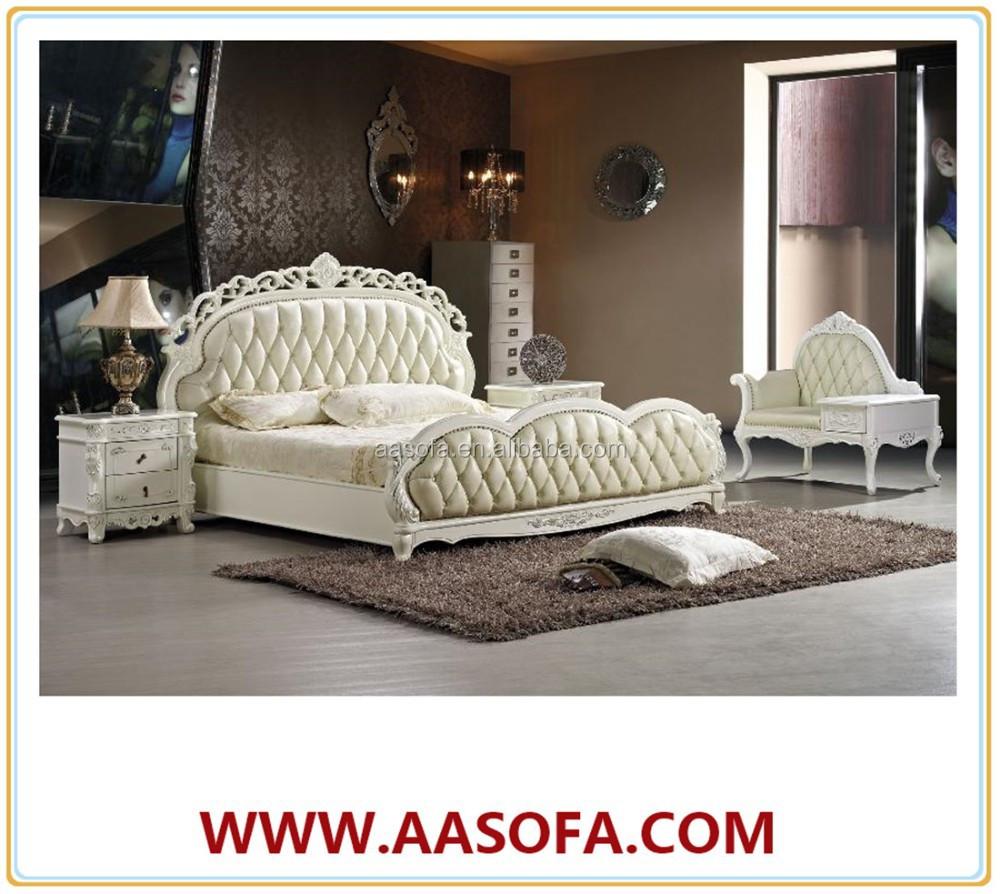 Luxe meubels, overstock meubelen, moderne slaapkamer set wit ...