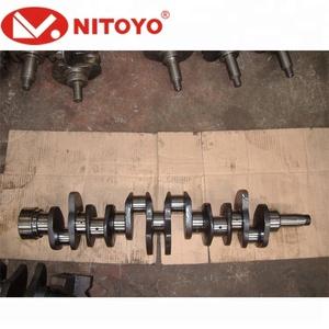 Forged Alloy Steel Crankshaft, Forged Alloy Steel Crankshaft