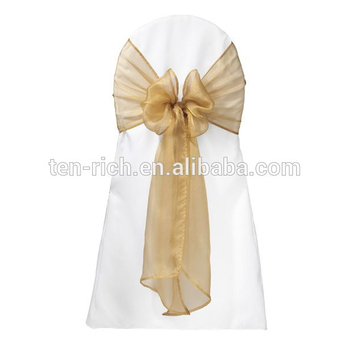 Magnificent Organza Chair Sash Wedding Chair Bow Organza Chair Cover Sash Buy Chair Covers And Sashes For Sale Cheap Chair Sashes Chair Covers And Sashes For Pdpeps Interior Chair Design Pdpepsorg