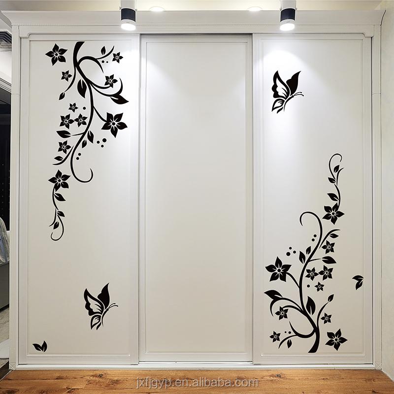 Vinilos decorativos para puertas armarios excellent - Vinilos para decorar armarios ...