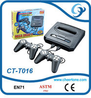 16 bit tv game play ,station console Support a variety of games