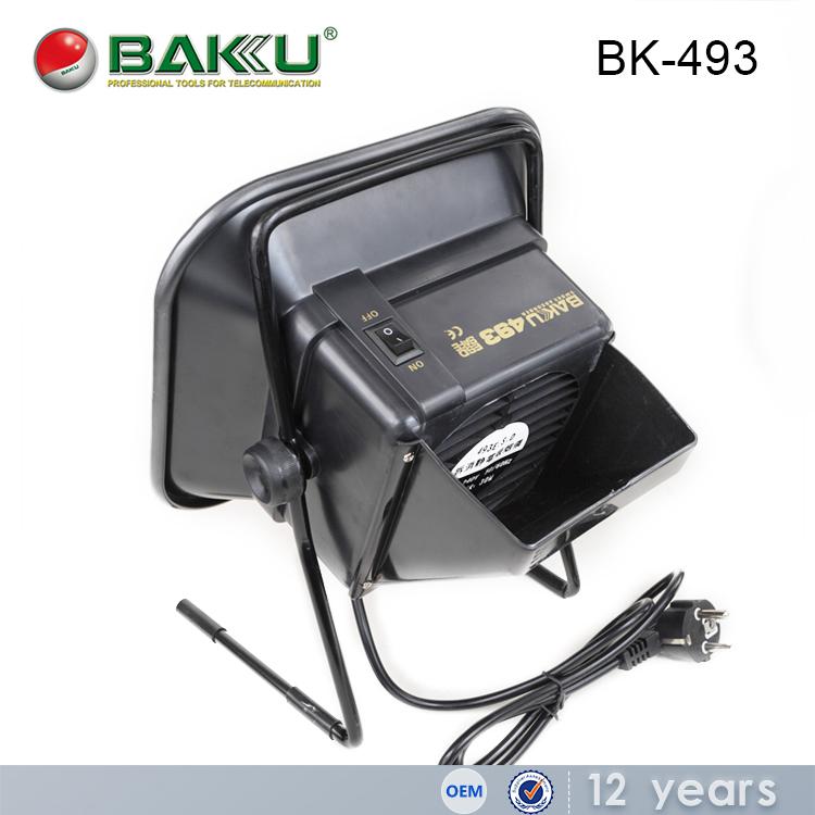 Bk-493 Smoke Extractor Fans Portable Pipe Exhaust Fan Smoke Absorb ...
