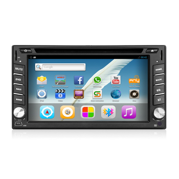 Din Still Cool Universal Android Car Dvd Player For Car With Gps - Still cool car