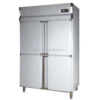 4 Porta Del Congelatore/frigorifero Da Cucina Per Uso  Professionale/commerciale Ristorante Frezzer Frigo - Buy Cucina Freezer,In  Posizione Verticale ...