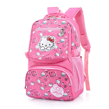 21194e71c9 Kids Children Hello Kitty Backpacks School Backpack Factory - Buy ...