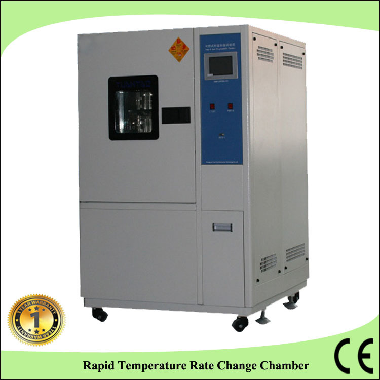 Altitude simulating chamber/Low pressure low high temp. environmental test device for electronics parts