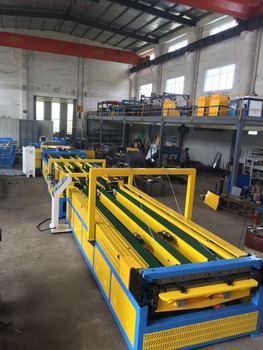 Auto Production Line II,AOXUAN BRAND WIND PIPE PRODUCTION LINE