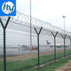 China factory supply high quality airport fence / Y type safety defence net/High Quality Framed Fencing