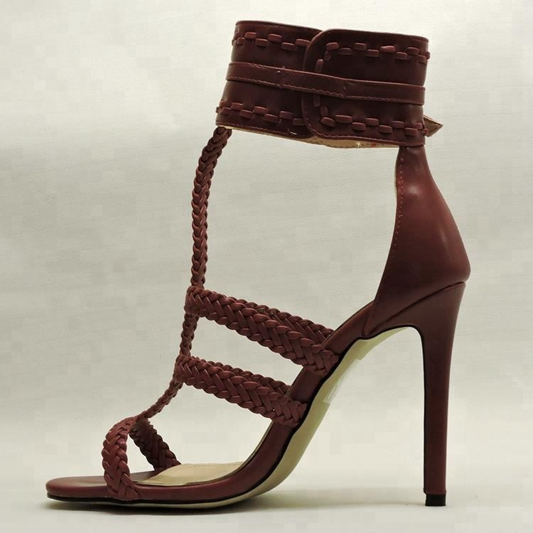 High Heel Ladies Shoes Women <strong>Sandals</strong>
