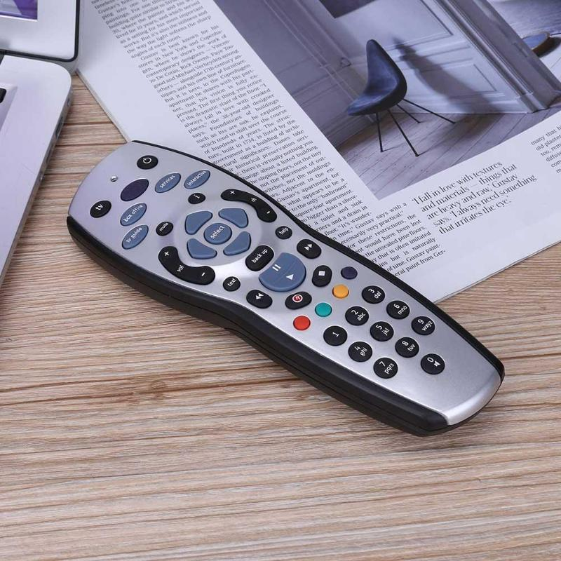 Free Shipping 4 in 1 REV 9.0 9F Remote Control Wireless Replacement for SKY + Plus HD Box 2017 CES REV9F UK GB IR Market