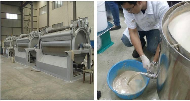Hg series rotary scraper dryer for milk chemical dyestuff fish fertilizer