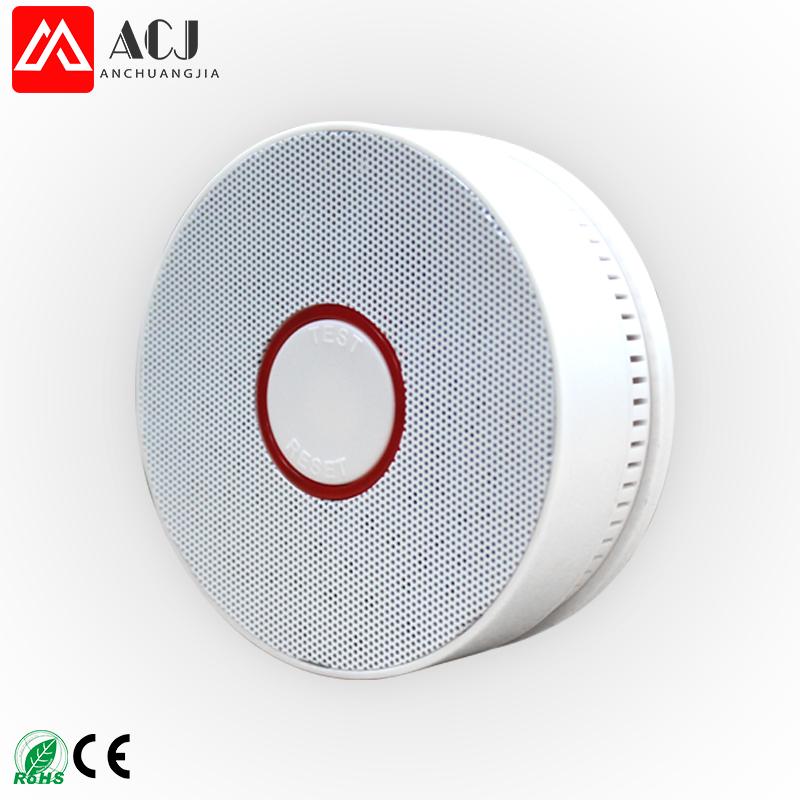 China Wireless And Wired Smoke Detector, China Wireless And Wired ...