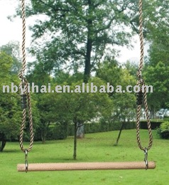 wooden trapeze swing( S04-208 )
