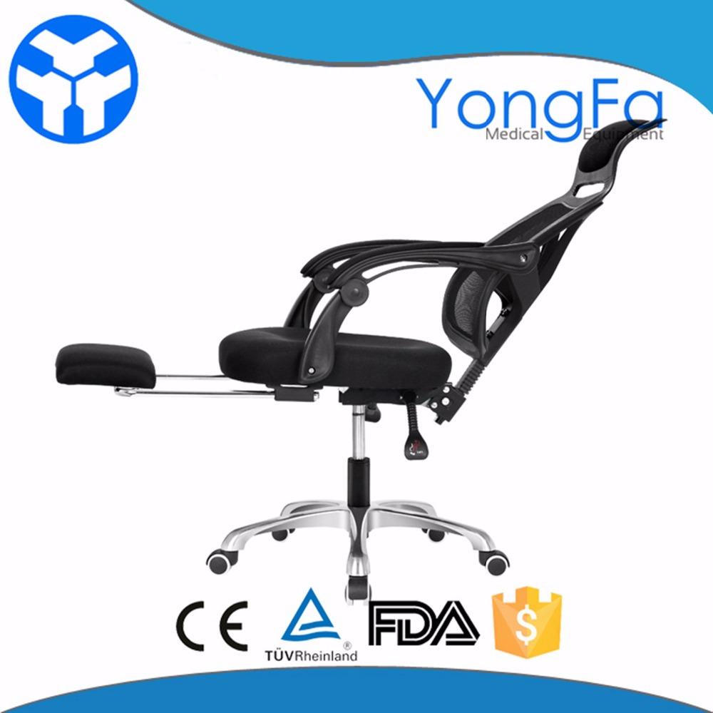 Yf Hs 012 Classique Noir Medecin Bureau Fauteuil Rotatif Chaise