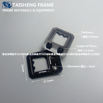Picture Frame Backboard Self Fix Sawtooth Hangers Without Screw