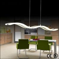 Simple European style home decoration LED remote control pendant lights