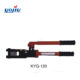 KYQ-120 quick hydraulic pliers Crimping hand Tool for crimping cable lug