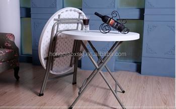 De Petite En Cocktail Table Table Ronde Basse y80Buy Cm Pliante Pliantehq Table Manger Portatif À 80 Barre Plastique Extérieur Ronde De Petite bYfg7y6v