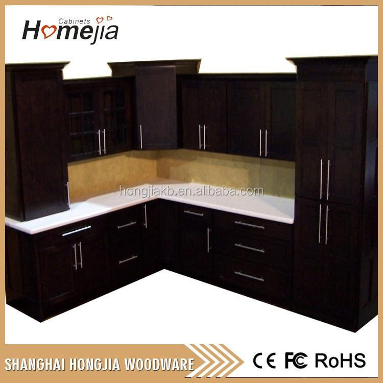 2016 Nuevos productos gabinete de cocina de madera/de madera ...