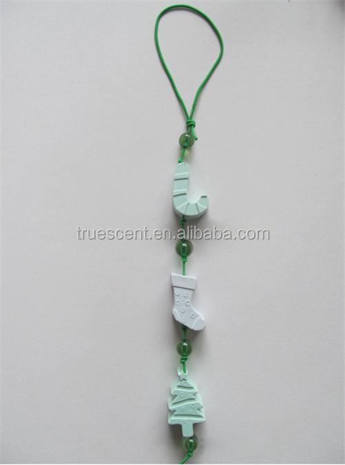 Cute Air Freshener Hanger Perfume Diffuser,Aroma Stone Ceramic ...