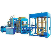 Hollow block making machine price qmj4-30 block making machine